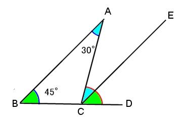 三角形の作る角度1~3
